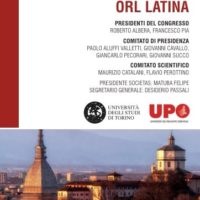 ABSTRACT 41 CONGRESSO CONVENTUS SOCIETAS ORL LATINA