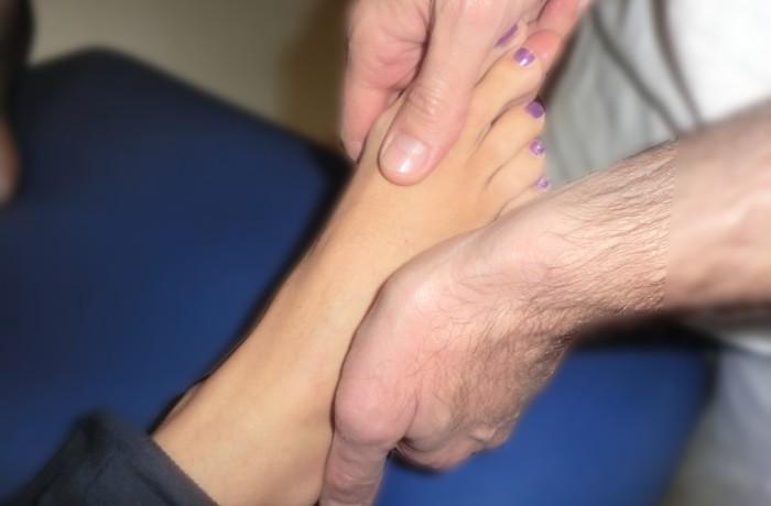 Massaggio Lento – Piede